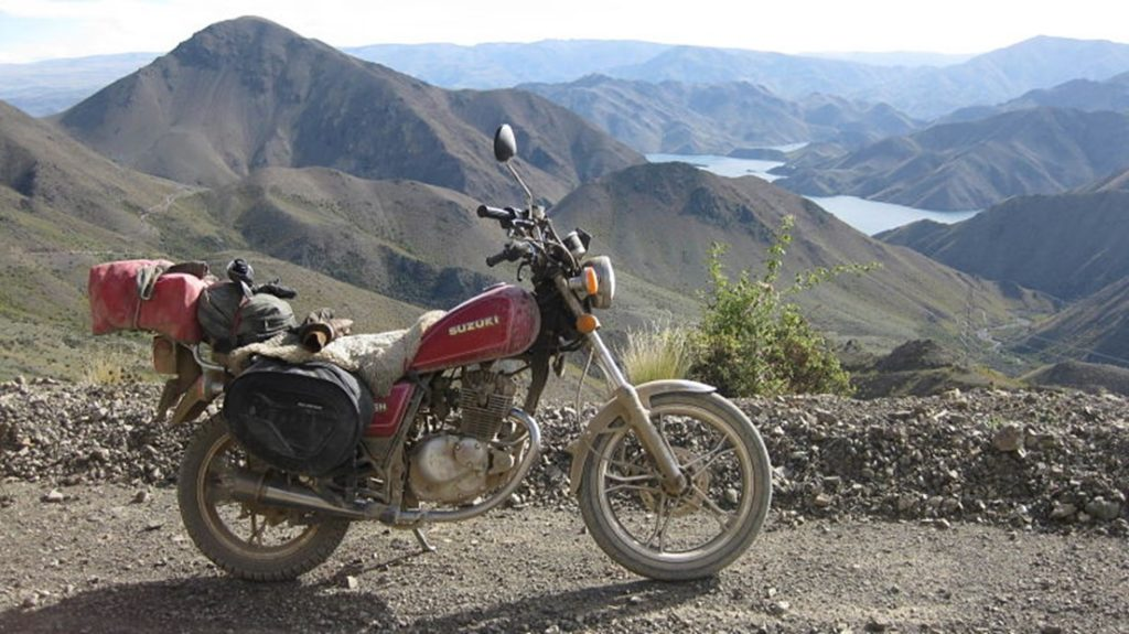 Our Dusty Butt Ride 2018 - on GN125's